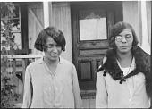 view Portrait of Two Algonquin Women digital asset: Portrait of Two Algonquin Women
