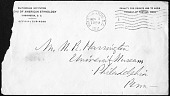 view M.R. Harrington: Correspondence, Bureau of American Ethnology digital asset: M.R. Harrington: Correspondence, Bureau of American Ethnology
