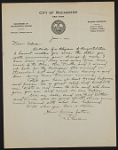 view M.R. Harrington: Correspondence, Personal digital asset: M.R. Harrington: Correspondence, Personal