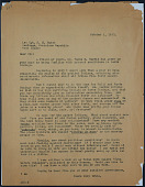 view M.R. Harrington: Correspondence, Professional, Hurst digital asset: M.R. Harrington: Correspondence, Professional, Hurst