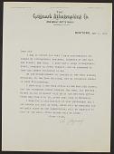 view George Pepper: Correspondence digital asset: George Pepper: Correspondence