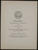 view Annual Reports digital asset: Annual Reports: 1927-1930