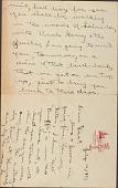 view Leuman Maurice Waugh collection digital asset: Correspondence