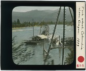view Fish Wheel. Columbia River digital asset: Fish Wheel. Columbia River