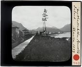 view Metlakahtla. Annette Island, Alaska digital asset: Metlakahtla. Annette Island, Alaska