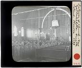 view Interior of church. New Metlakahtla. Annette Island. Alaska digital asset: Interior of church. New Metlakahtla. Annette Island. Alaska