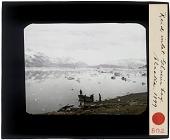 view Reid inlet. Glacier bay digital asset: Reid inlet. Glacier bay