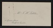 view Letters Sent digital asset: Letters Sent: 1885, 1887