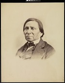 view Wahpetonwan Dakota delegate, Washington. D.C. digital asset: [P10151] Wahpetonwan Dakota (Wahpeton Sioux) delegate Wabash (Red Ensign)