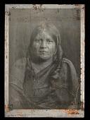 view Plate 411: Hopi woman digital asset: Plate 411: Hopi woman