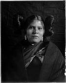 view Hopi Woman - Village of Oraibi digital asset: Hopi Woman - Village of Oraibi