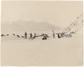 view Seal hunt near Cape Searle, Baffin Island digital asset: P32293