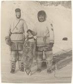 view Seal hunt near Cape Searle, Baffin Island digital asset: P32298