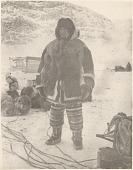 view Seal hunt near Cape Searle, Baffin Island digital asset: P32299