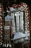 view Mapuche woman's hair ornaments digital asset: Mapuche woman's hair ornaments