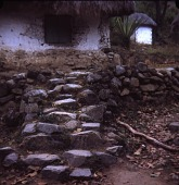 view Path in front of Donachui dwelling digital asset: Path in front of Donachui dwelling