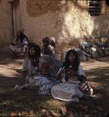 view Ika (Ica/Arhuaco) women with children digital asset: Ika (Ica/Arhuaco) women with children