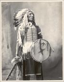view Swift Dog, Sioux, No. 867 digital asset: Swift Dog, Sioux, No. 867