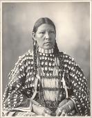 view Freckled Face, Arapahoe, No. 1113 digital asset: Freckled Face, Arapahoe, No. 1113