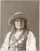 view Chief Josh, San Carlos Apaches, No. 889 digital asset: Chief Josh, San Carlos Apaches, No. 889