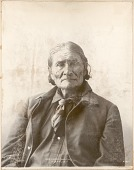 view Geronimo (Guiyatle), Apache, No. 881 digital asset: Geronimo (Guiyatle), Apache, No. 881