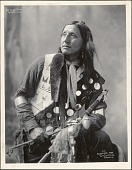 view Left Hand Bear, Ogallala Sioux, 303 digital asset: Left Hand Bear, Ogallala Sioux, 303