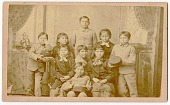 view Carlisle Indian School students digital asset: Carlisle Indian School students