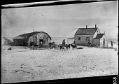view Yuit (Siberian Yup'ik) Houses and Dogs digital asset: Yuit (Siberian Yup'ik) Houses and Dogs
