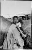 view Portrait of Yuit (Siberian Yup'ik) Child digital asset: Portrait of Yuit (Siberian Yup'ik) Child