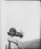 view Inupiaq (Alaskan Inupiat Eskimo) Woman and Baby digital asset: Inupiaq (Alaskan Inupiat Eskimo) Woman and Baby