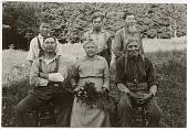 view Family of William Satterlee (Menominee) digital asset: Family of William Satterlee (Menominee)