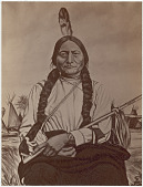 view Tatanka Iyotanka (Sitting Bull) [Hunkpapa Lakota (Hunkpapa Sioux)] digital asset: Tatanka Iyotanka (Sitting Bull) [Hunkpapa Lakota (Hunkpapa Sioux)]