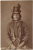 view Long Soldier (Akicita Hanska) [Hunkpapa Lakota (Hunkpapa Sioux)] digital asset: Long Soldier (Akicita Hanska) [Hunkpapa Lakota (Hunkpapa Sioux)]