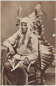 view Sitting Bull, Jr., son of Sitting Bull [Hunkpapa Lakota (Hunkpapa Sioux)] digital asset: Sitting Bull, Jr., son of Sitting Bull [Hunkpapa Lakota (Hunkpapa Sioux)]