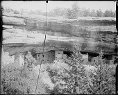view William Gedney Beatty glass plate negatives collection digital asset: Horse and wagons