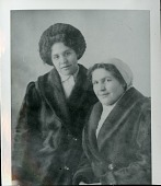 view Josephine Sloan Armstrong family photographs digital asset: The Sloan sisters