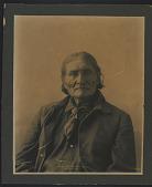 view Geronimo (Guiyatle), Apache, No. 881 digital asset: Geronimo (Guiyatle), Apache, No. 881