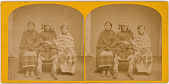 view Unidentified Sioux man and two women digital asset: Unidentified Sioux man and two women