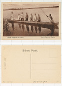 view Canoe On Cuanza digital asset: Canoe On Cuanza