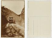 view Um aterro do Caminho de Ferro do Amboim, perto da Quijiba digital asset: Um aterro do Caminho de Ferro do Amboim, perto da Quijiba