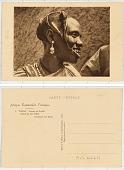 view 9. Tchad Femme de Goulfä. Région du Lac Tchad digital asset: 9. Tchad Femme de Goulfä. Région du Lac Tchad