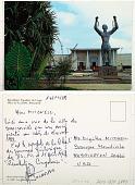 view République Populaire du Congo Place de la Liberté, Brazzaville digital asset: République Populaire du Congo Place de la Liberté, Brazzaville