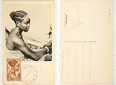 view Moyen Congo Jeune fille Bacongo digital asset: Moyen Congo Jeune fille Bacongo