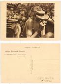 view Afrique Equatoriale Française 19. Oubangui Chari: Femmes à plateaux digital asset: Afrique Equatoriale Française 19. Oubangui Chari: Femmes à plateaux