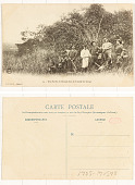 view 14. Une partie de chasse dans la brousse du Congo digital asset: 14. Une partie de chasse dans la brousse du Congo