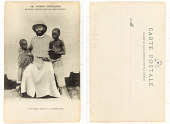 view 98. Congo Français Mission Catholique de Brazzaville: Le P. Hivet, décédé le 4 novembre 1890 digital asset: 98. Congo Français Mission Catholique de Brazzaville: Le P. Hivet, décédé le 4 novembre 1890