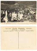 view 22. Brazzaville (Congo Français) Arrivée d'un Courrier de l'Oubanghi digital asset: 22. Brazzaville (Congo Français) Arrivée d'un Courrier de l'Oubanghi