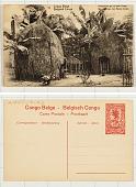 view 13. Congo Belge Habitations sur le Haut Congo digital asset: 13. Congo Belge Habitations sur le Haut Congo