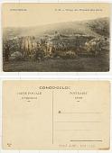 view Congo-Belge N. 68. - Village des Warundi (Lac Kivu) digital asset: Congo-Belge N. 68. - Village des Warundi (Lac Kivu)
