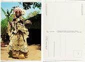 view Devineresse Luba (Kilumbu) Zaïre, Shaba, village Bushimbi, 1972 digital asset: Devineresse Luba (Kilumbu) Zaïre, Shaba, village Bushimbi, 1972